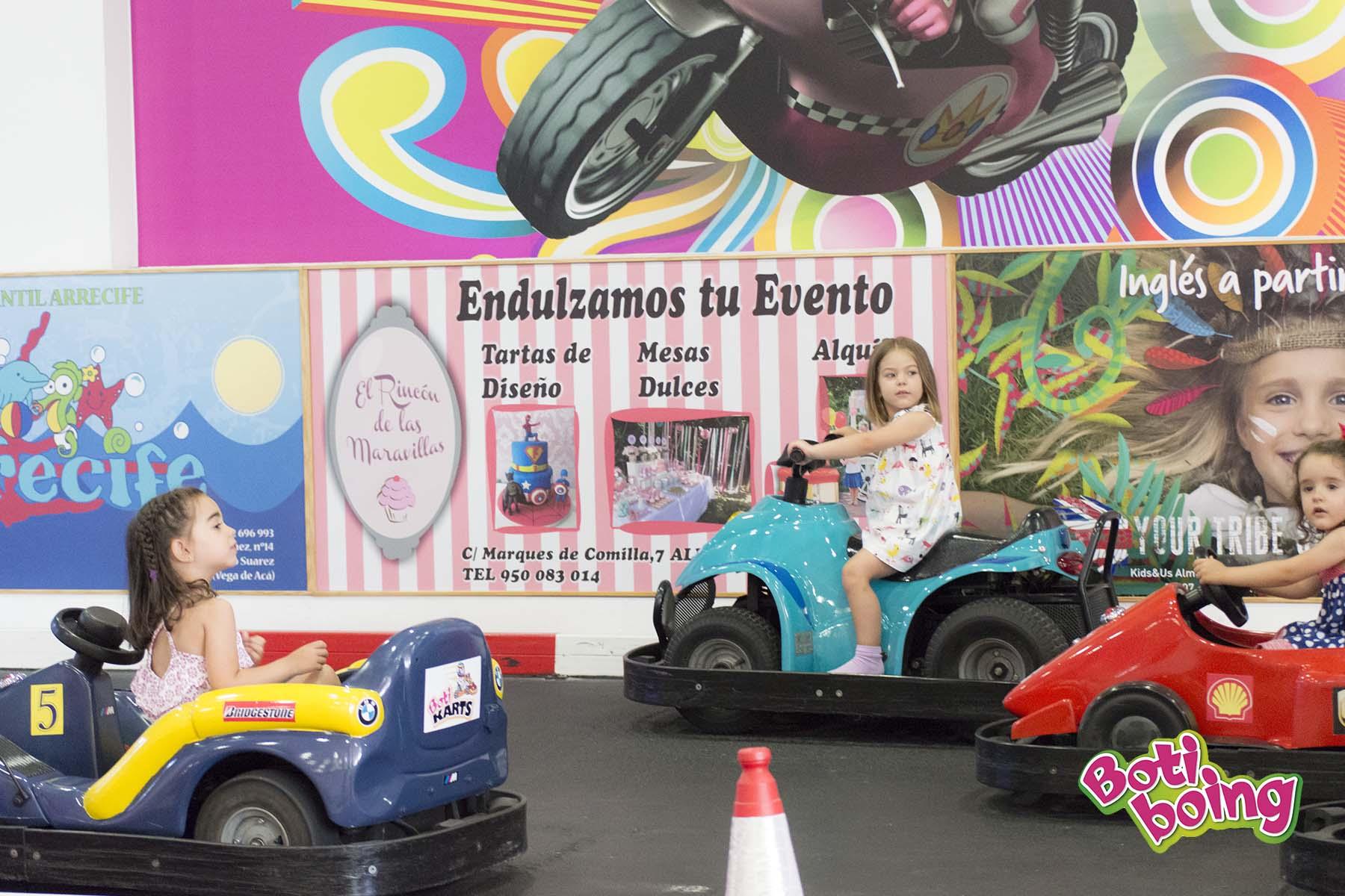 Botikarts. El mayor centro de ocio infantil de la capital de Almería