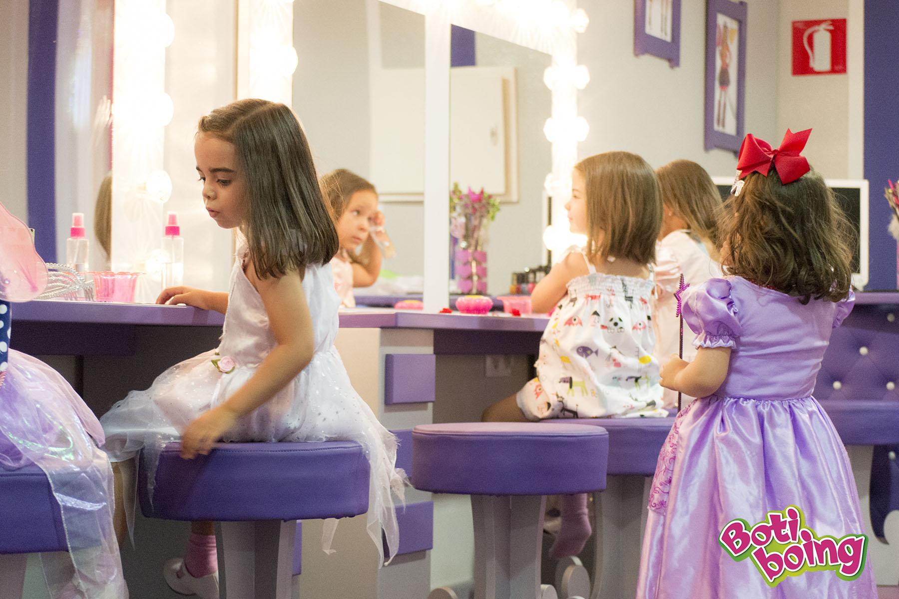 Botiparty. El mayor centro de ocio infantil de la capital de Almería