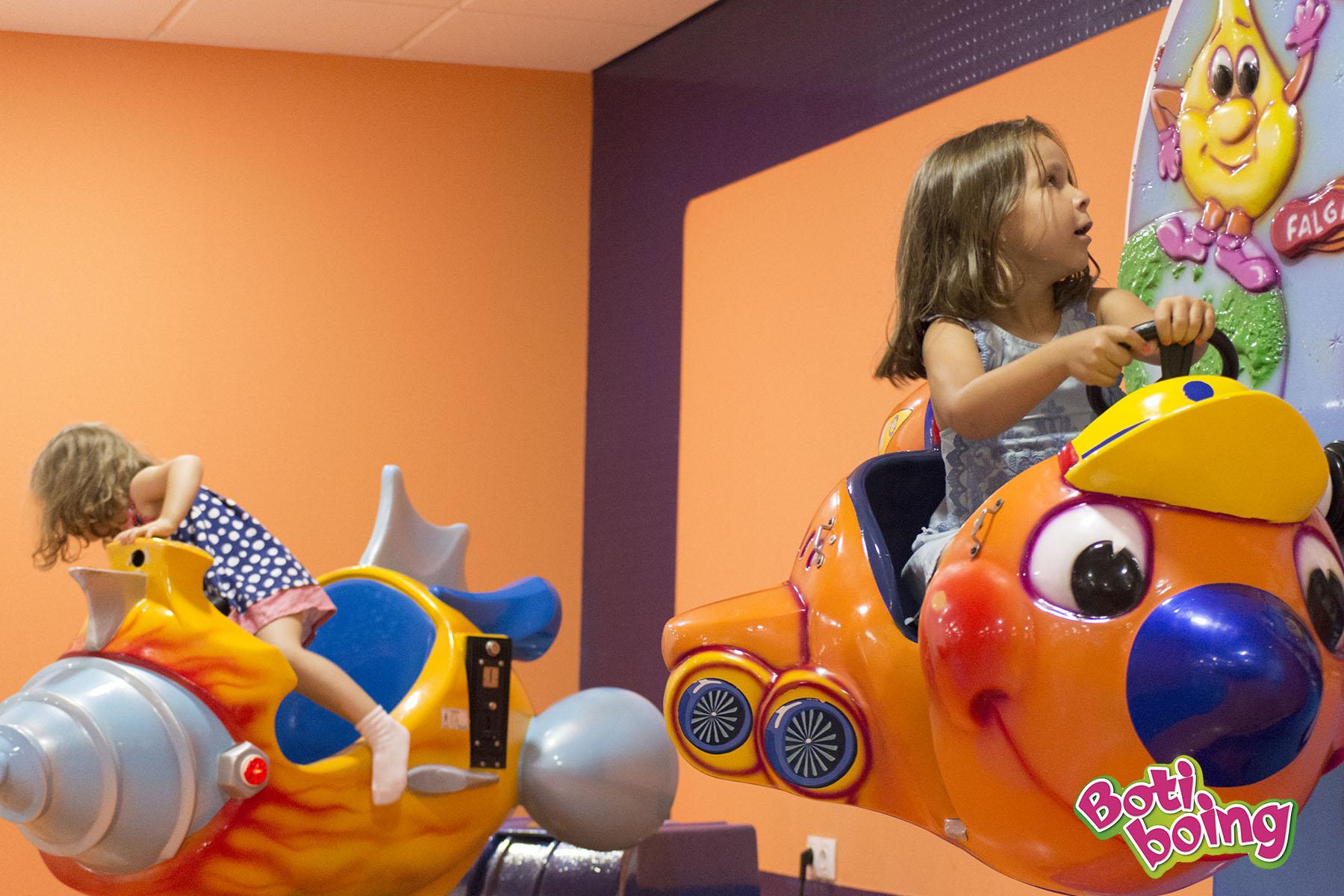 Botigame. El mayor centro de ocio infantil de la capital de Almería
